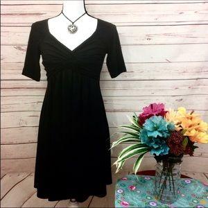 Boston Proper Little Black Dress